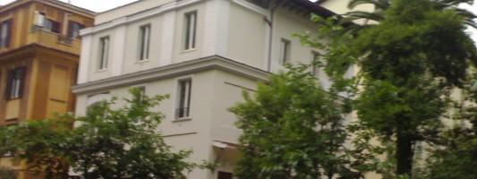 Esquilino RE. La palazzina in Via Santa Croce