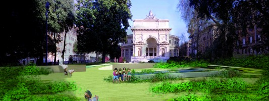 Matrimonio Acquario Romano : Acquario romano degrado esquilino