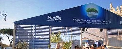 Dove c'è Barilla c'è casa (abusiva)
