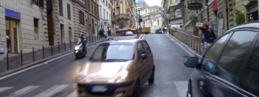 Varco Ztl di Santa Maria Maggiore? Sempre peggio