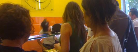 Che pizza! Alice ha aperto a Via di Santa Croce