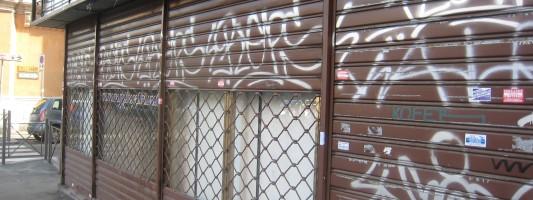 Il risiko del commercio nel Rione