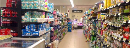 Un nuovo supermercato, neanche brutto tutto sommato