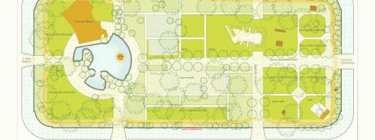Come sarà Piazza Vittorio (solo il giardino però)?