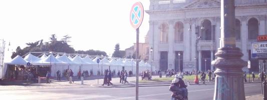 Non frequentate il mercatino di San Giovanni