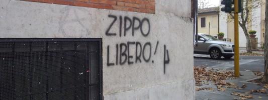 Zippo? All'ergastolo (causa degrado)