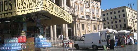 Santa Maria Maggiore. Qualcuno crede alla storiella del vandalo?