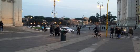 Piazza San Giovanni, finalmente