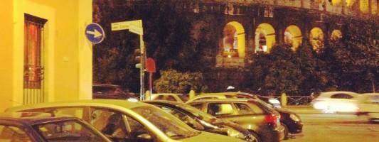 Si vogliono opporre pure all'allargamento dei marciapiedi al Colosseo