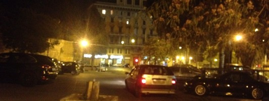 Decine di parolacce davanti a San Giovanni in Laterano. E poi il lavoro nero