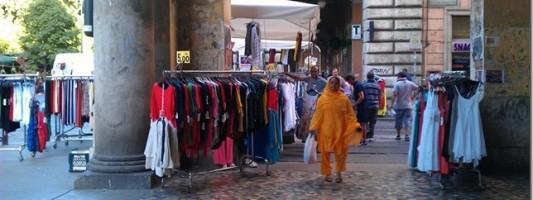 Ecco come Almanno ha ridotto Piazza Vittorio
