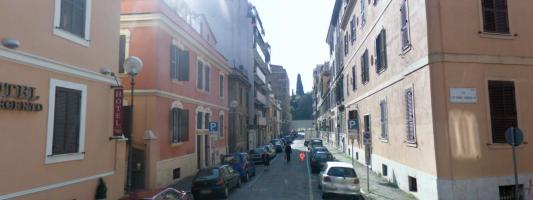 Via Carlo Emanuele I o una favela cingalese?