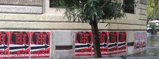 La violenza di Casa Pound a Piazza Vittorio