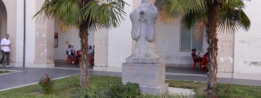 Il giardino dell'Università. L'oasi che non ti aspetti