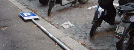 02. Da 7 mesi sdraiato in terra a Via Ferruccio