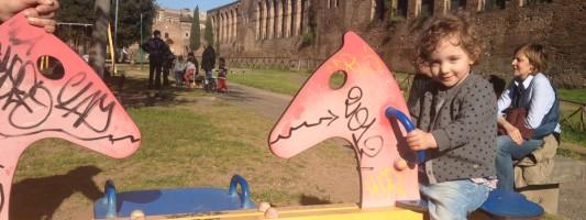 I parchi dove i bambini imparano che lo schifo è la norma