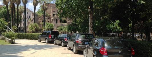 Novità da Piazza Vittorio. Appena inaugurato un nuovo parking gratuito