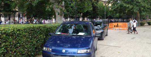 Parking Piazza Vittorio. Le novità