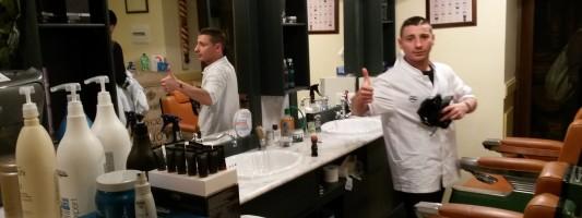 Barber Shop. Hipsterismi a Viale Manzoni?