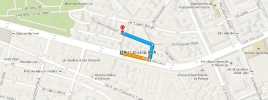 Le conseguenze della chiusura dei Fori su Via Ludovico Muratori. Una lettera
