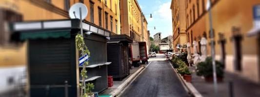 Addio al mercatino di Via Germano Sommeiller?